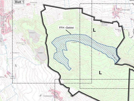 Niedersachsen: Naturschutz – FFH-Gebiet 453 Kanstein – Thüster Berg als Landschaftsschutzgebiet gesichert.