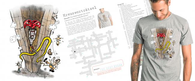 Klemmkeil Kreuzworträtsel Gewinner 2018