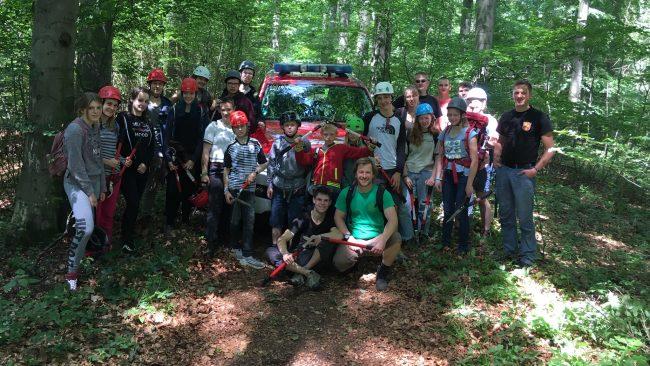 IG Klettern Team